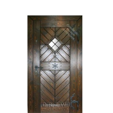 drzwi-drewniane-zewnętrzne