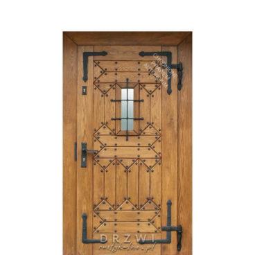 drzwi-zewnętrzne-drewniane-baszta