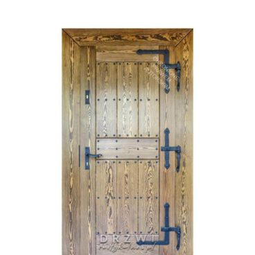 drzwi-zewnętrzne-rustykalne-proste